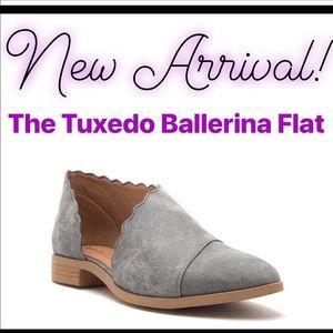 Qupid Ballerina Flats